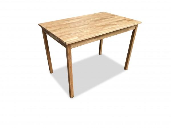 Schreibtisch Cole 125x80cm Eiche massiv