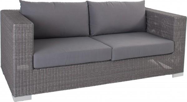 Stern Sofa 2-Sitzer Avola 87x174x65 cm Geflecht