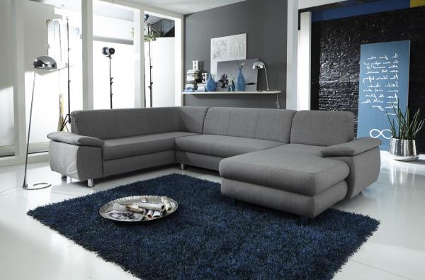 wohnlandschaft u-form mexico | wohnlandschaften | sofas & couches, Wohnzimmer
