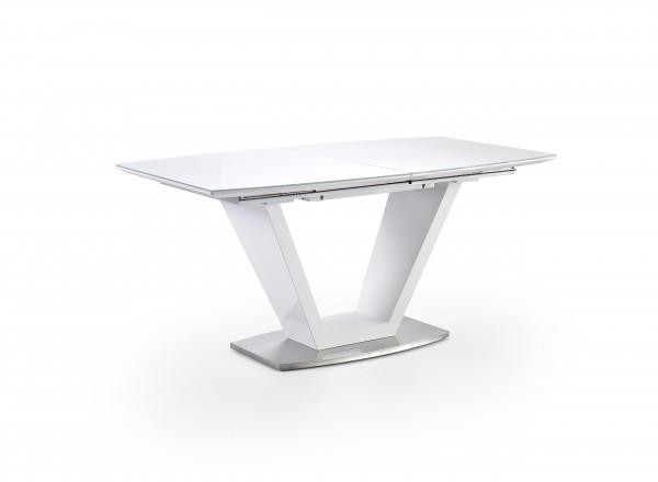 MCA Esstisch Ilko Säulentisch mit Sychronauszug