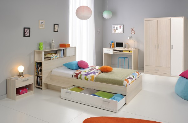 Kinderzimmer Charly 5-teilig von Parisot-Copy