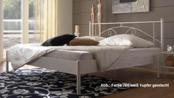 Dico Metallbett Triest | Metallbetten | Betten | Schlafzimmer ...