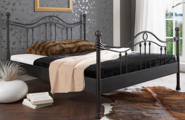 Dico Metallbett Ancona | Metallbetten | Betten | Schlafzimmer ...