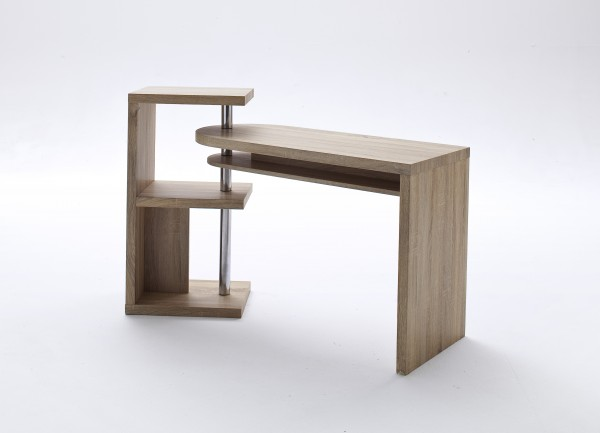 MCA Schreibtisch-Kombination Mattis iNNOtrend Eiche Nachbildung
