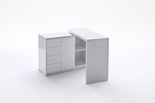 MCA Schreibtisch-Kombination Matt iNNOtrend