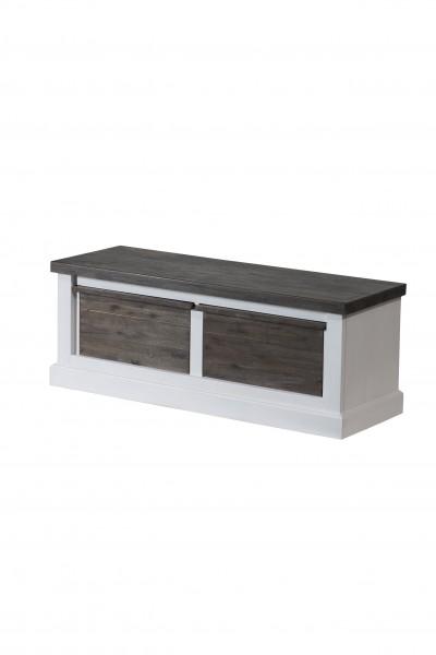 Astor Wohnideen Loft Lowboard mit 2 Schubladen