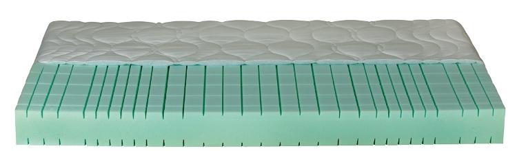 bemanova 7 zonen klima komfortschaum matratze finessa 220 s h2 kaltschaummatratzen matratzen. Black Bedroom Furniture Sets. Home Design Ideas