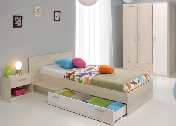Kinderzimmer Charly 3-teilig von Parisot