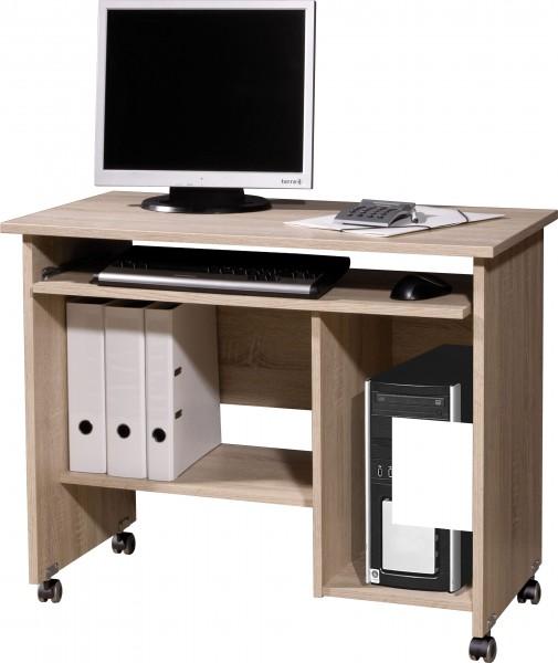 Computertisch Sonoma-Eiche-Nb.
