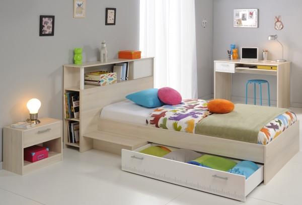 Kinderzimmer Charly 4-teilig von Parisot-Copy