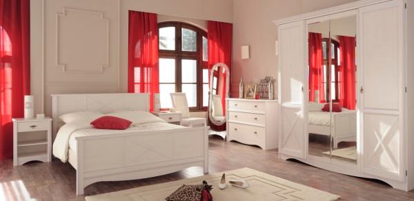 Parisot Schlafzimmer komplett Marion 1
