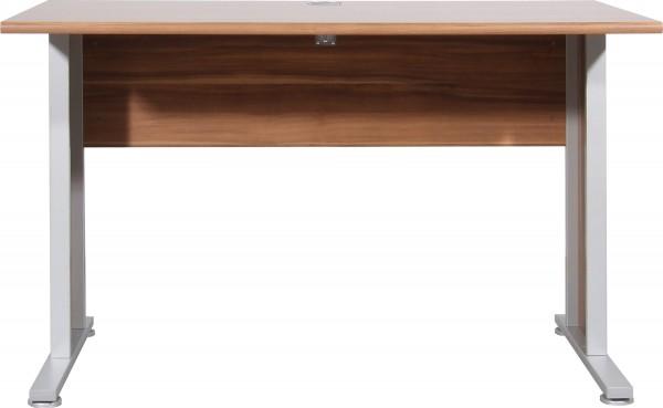 Schreibtisch Walnuss-Nb.