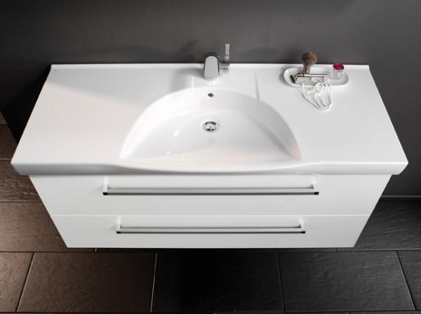 Lanzet K3 Keramik-Waschtisch 92/7/52 weiß