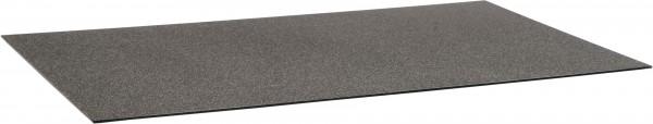 Stern Tischplatte 160x90 cm Starstone dunkelgrau