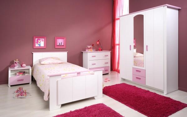 4 teiliges Kinderzimmer Set Parisot Biotiful