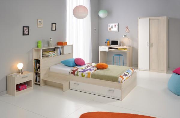 Kinderzimmer Charly 5-teilig von Parisot