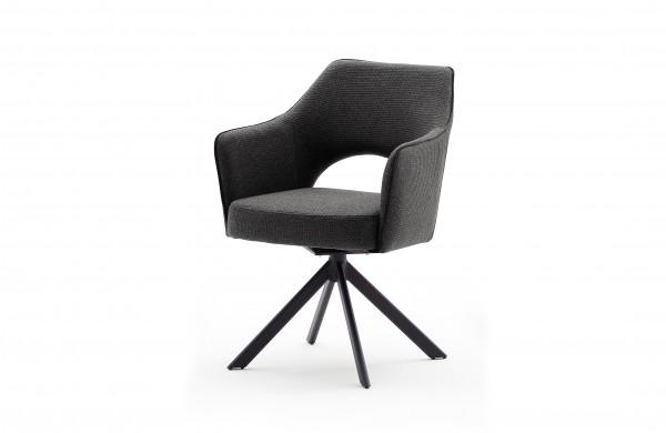 MCA TONALA 4-Fuß Stuhl mit Armlehne